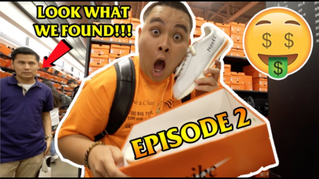 24947ca117a EPISODE 2 - CHEAP FINDS FRIDAY!!! (FINDING HEAT AT NIKE