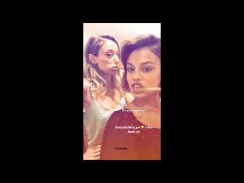 Nathalie Kelley Instagram stories
