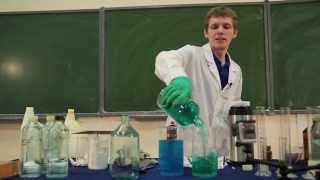 Химическое шоу ИЕН 2013