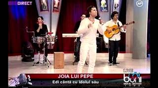 [Live] Pepe - Numai iubirea (Rai da