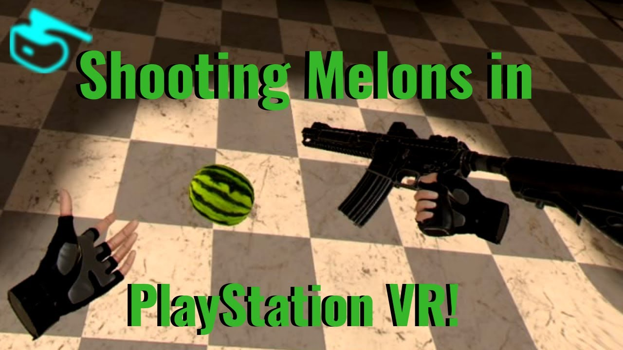 Guns In Vr Gun Club Psvr Playstation Vr Youtube