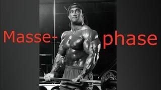 Wie funktioniert die Massephase?