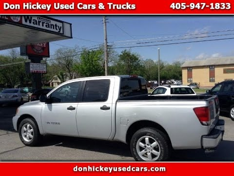 Buy Here Pay Here Okc >> 360 View 2008 Nissan Titan Crew Cab Buy Here Pay Here Okc