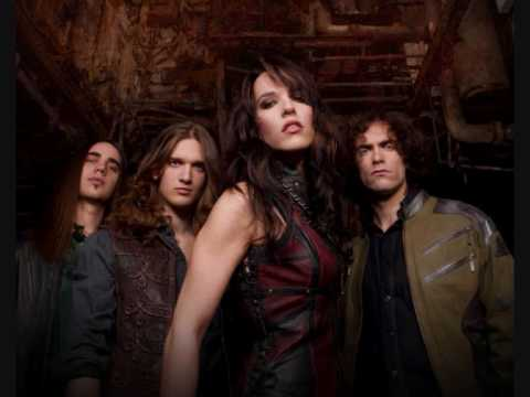 Halestorm feat. Brent Smith - Shed Some Light