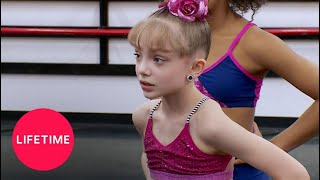 Dance Moms: Sarah Cant Keep Up in the Group Dance (Season 4 Flashback) | Lifetime