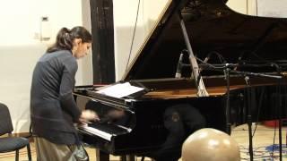 """Tzenka Dianova plays Ana-Maria Avram """"Musique pour Mallarmé"""""""