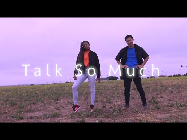 AJ MITCHELL - TALK SO MUCH | ChangEdwardS