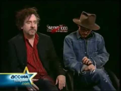 Johnny Depp: 10 Decades with Tim Burton!