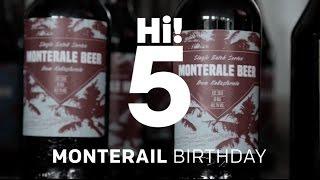 Monterail birthday: Hi! Five!