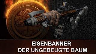 Destiny: Der Ungebeugte Baum   Eisenbanner Automatikgewehr   Review (Deutsch/German)