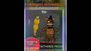 New Funko figures for FNAF?!