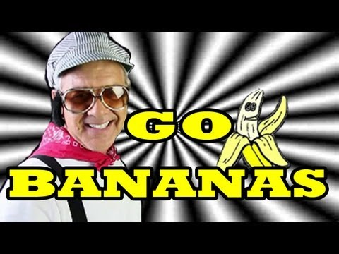 GO BANANAS - THE LEARNING STATION