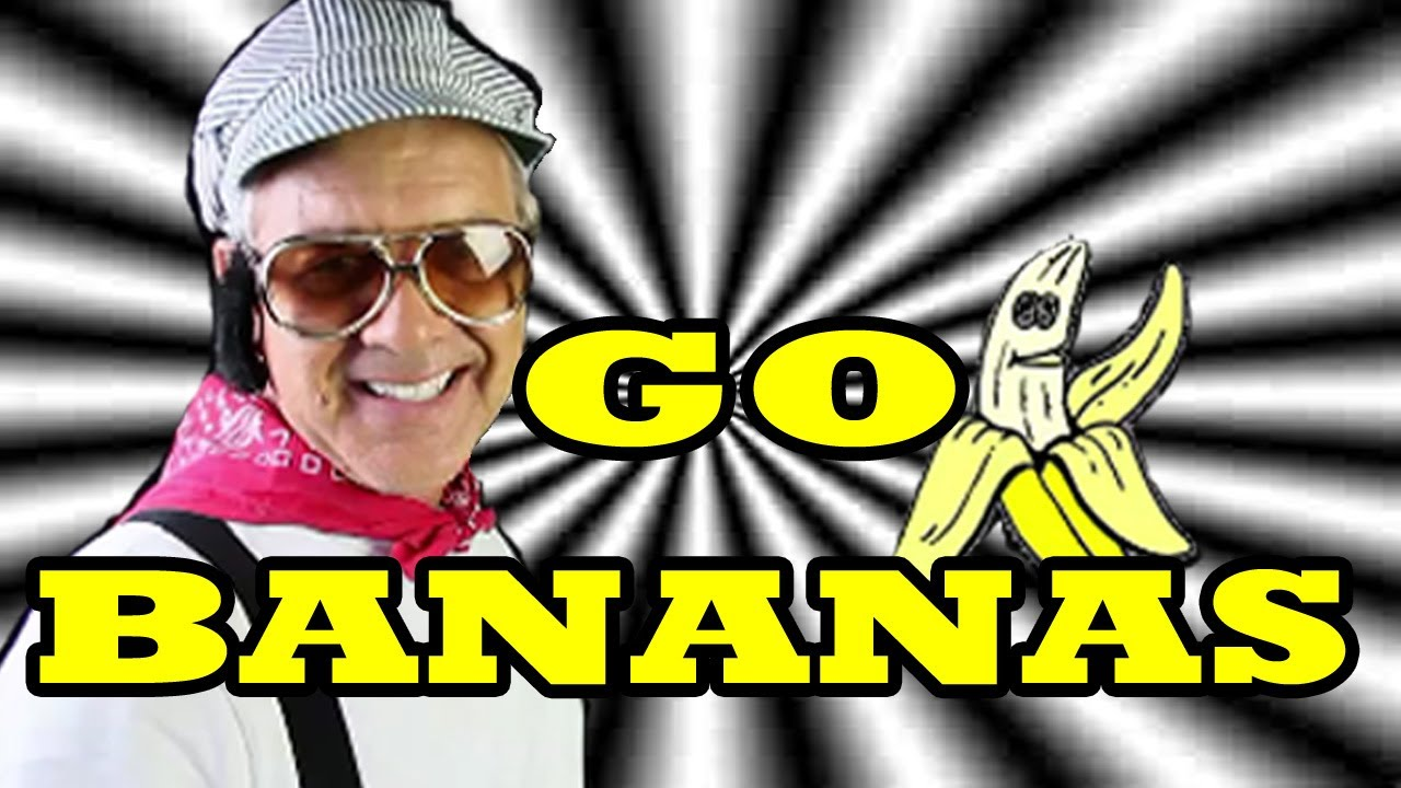 GO BANANAS - THE LEARNING STATION - YouTube