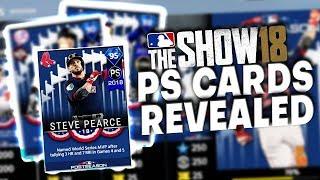 Every POSTSEASON Program Cards REVEALED! MLB The Show 18 Diamond Dynasty