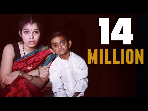 Chotu aur uski Filmi Biwi ||खांदेशी ओम शांति ओम, Khandesh hindi Comedy