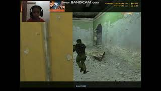 coba main cs lagi! Counter Strike 1. 6  part 3 |ST craft1150