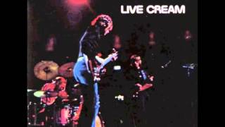 Cream - Live Cream (Full Album)