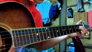 biển nhớ guitar solo