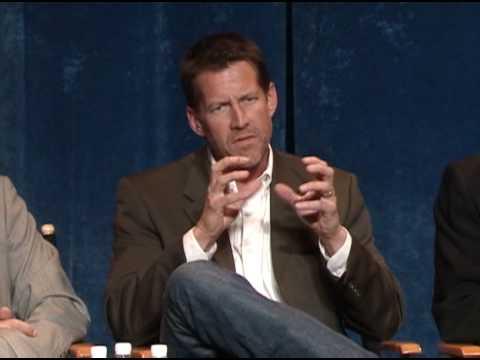 Desperate Housewives -- James Denton on Mike Delfino's 3 Women (Paley Center, 2009)