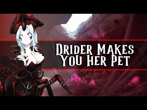 Drider Makes You Her Pet //F4A//