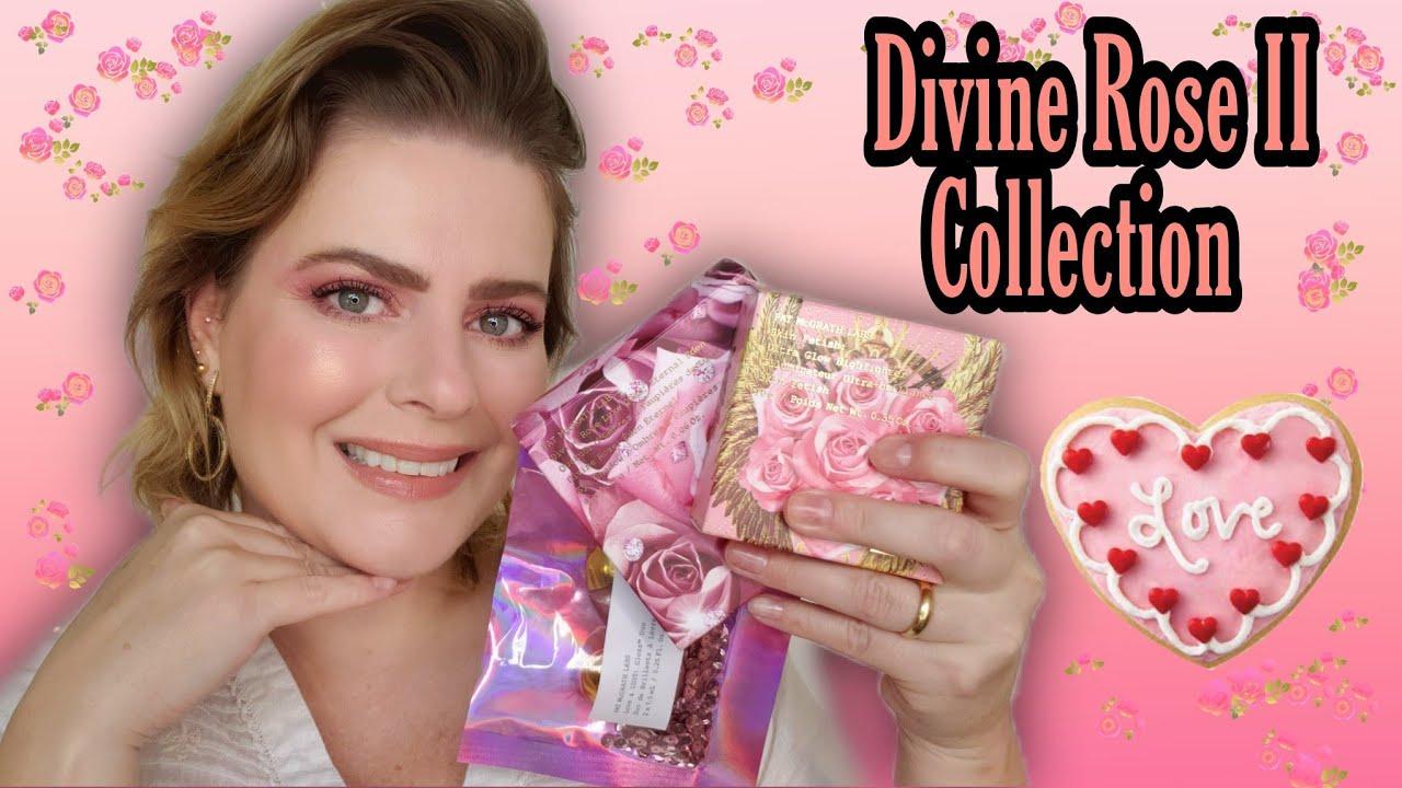 DIVINE ROSE II COLLECTION - DIVINE LUST KIT - PAT McGRATH LABS | FABULOUS MAKEUP