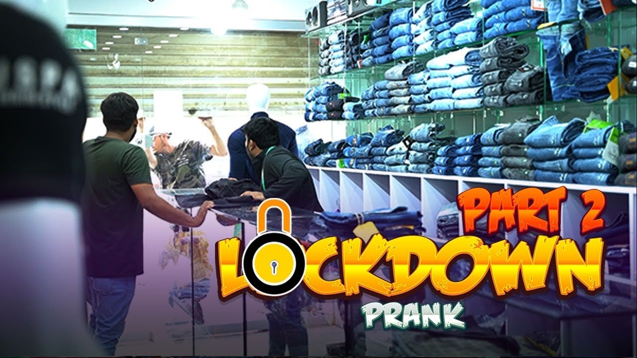 Download | Lock Down Prank Part 2 | By Nadir Ali & Team in | P4 Pakao | 2021