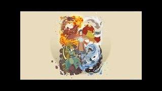 Full Hour of Avatar the Last Airbender and Korra Amazing Soundtracks!
