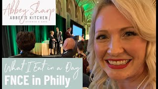 What I Eat in a Day in Philly PLUS a BIG Exciting Surprise!!