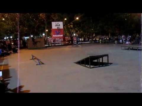 Apriana Fauzar - ALUST Skateboard Competition #2
