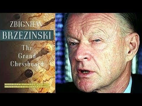Zbigniew Brzezinski on the Afghan War and the 'Grand Chessboard' (1/3)
