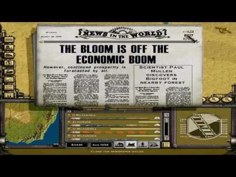 Railroad Tycoon 2 Platinum - 17 - Classic Campaign: Dilemma Down Under