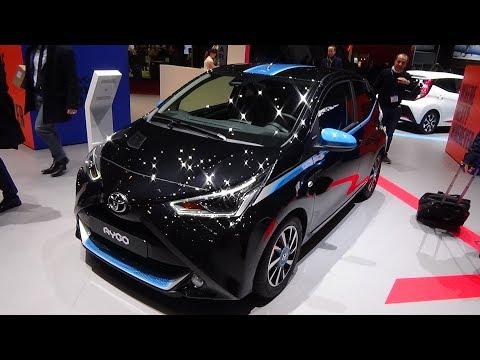 2019 Toyota Aygo x-trend - Exterior and Interior - Geneva Motor Show 2018