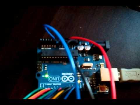 温度センサーLM35DZを使用して室温測定 arduinoを利用