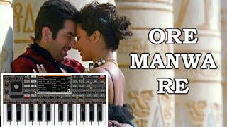 Ore Manwa Re, Kaisa Hai Tu Bata(Game)Mobile Piano Tutorial (ORG PIANO LESSONS)