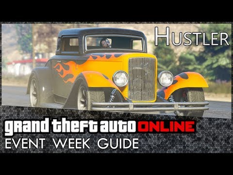 GTA Online Hustler Released, Double Cash on Adv  Modes and More!