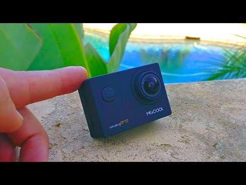 MGCool Explorer Pro - Not a good HD cam for FPV