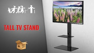Top Tall Tv Stand To Buy On Black Friday / Cyber Monday 2018 | TV Stand Buying Guide