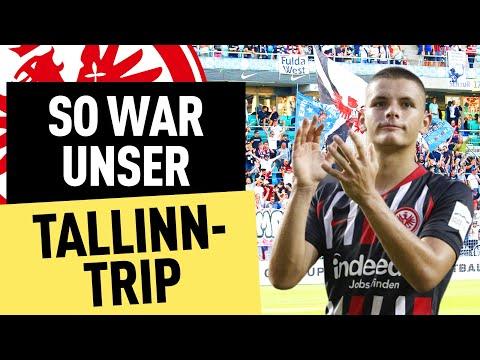 Live Aus Mailand 15 000 Frankfurt Fans Auf Tour Fussball