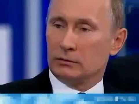 Путину задали вопрос,