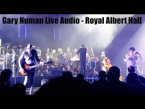 Gary Numan with the Skaparis Orchestra Audio Recording | Live at the Royal Albert Hall | 19/11/18 mp3