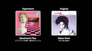 [FULL SPEED] Macintosh Plus - リサフランク420 / 現代のコンピュ
