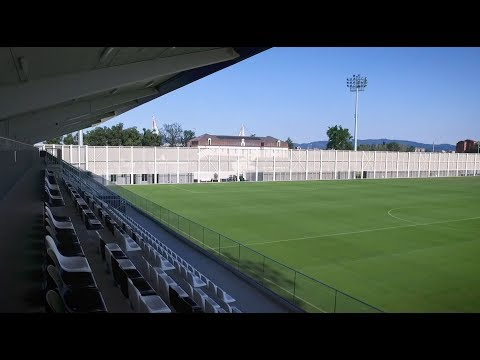 Go inside the new Juventus Training Center!