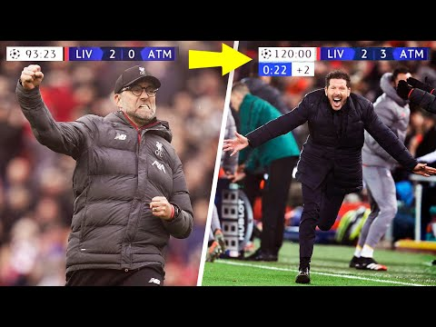 10 Most Dramatic Comebacks In Football 2020