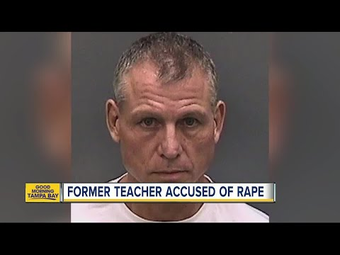 Former teacher at special needs school accused of rape
