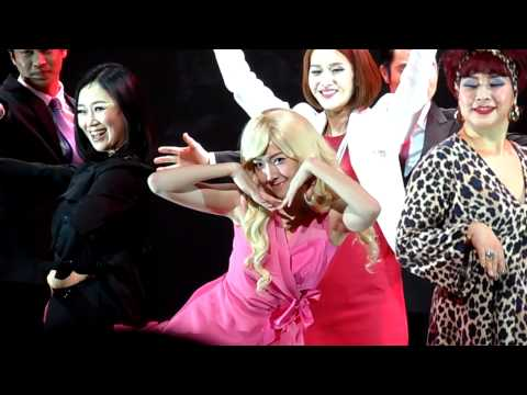 130123 Jessica Legally Blonde Curtain Call by BoShi