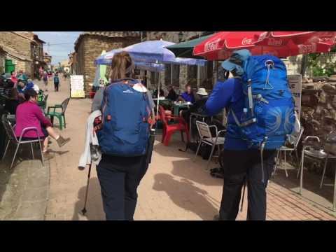 Walking el Camino: Astorga - Rabanal del Camino