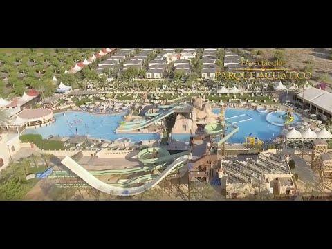 Nuevo Magic Robin Hood Medieval Lodge Resort - Video Oficial