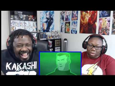 Young Justice Outsiders 3x14 REACTION!! {Influence}