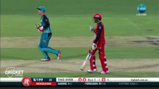 Highlights: Heat v Renegades - BBL06