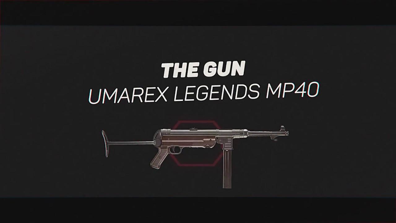 Umarex Legends MP40 BB Magazine, 52rds